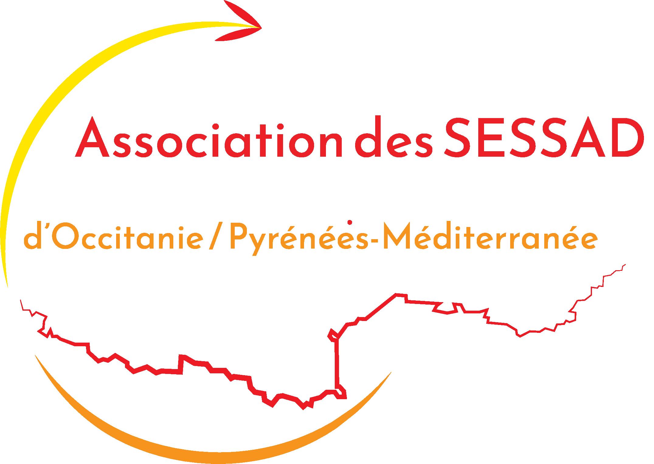 Association des SESSAD d'Occitanie / Pyrénées – Méditerranée Logo